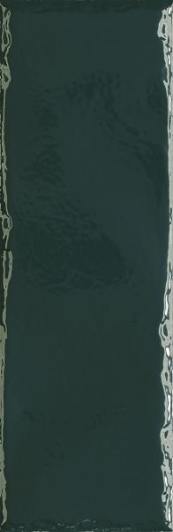 Płyta ścienna Paradyż Porcelano Green Ondulato 9,8x29,8 cm