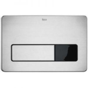 Roca PL3 E - przycisk elektroniczny antywandal do WC inox A890097500