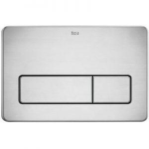 Roca PL3 - przycisk podwójny antywandal do WC inox A890197004
