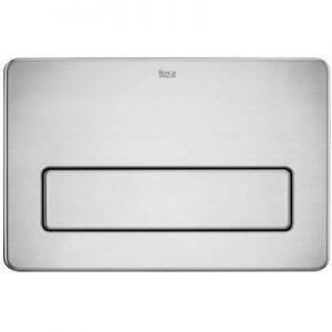 Roca PL3 - przycisk pojedynczy antywandal do WC inox A890197104