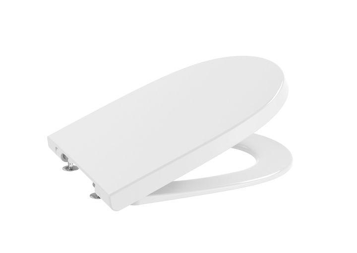 Deska WC wolnoopadająca SUPRALIT ® Roca Meridian biały A8012A200B