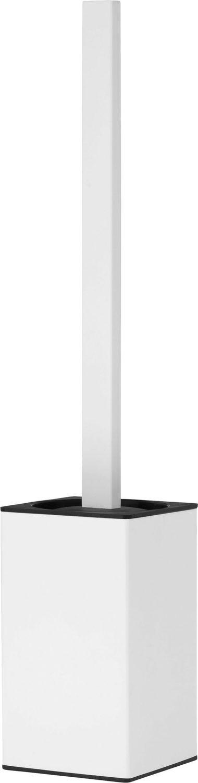 Deante Mokko Szczotka WC z pojemnikiem wolnostojąca Bianco ADM_A712