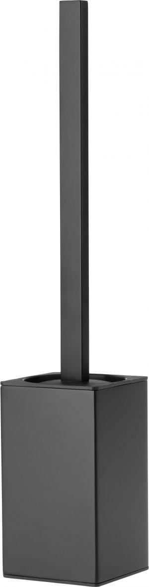 Deante Mokko Szczotka WC z pojemnikiem wolnostojąca Nero ADM_N712