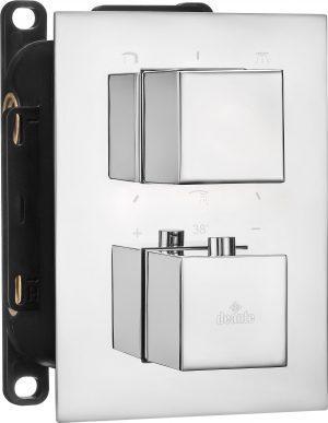 Deante Box Element zewnętrzny do BOXa termostatycznego - kwadratowy BXY_0EAT