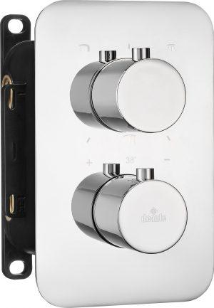 Deante Box Element zewnętrzny do BOXa termostatycznego - okrągły BXY_0EBT