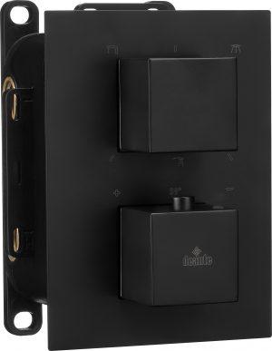 Deante Box Element zewnętrzny do BOXa termostatycznego - kwadratowy BXY_NEAT