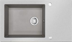 Deante Capella Zlewozmywak szklany z grafiką ZSC_SK2C