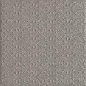 Płytka podłogowa Paradyż Bazo Grys Sól-Pieprz GR.13 mm Struktura 19,8x19,8 cm