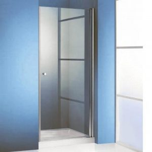 MEGA WYPRZEDAŻ! Drzwi prysznicowe skrzydłowe Huppe 501 Design 4-KĄT 510600087321 ST800 80x80 @ ^