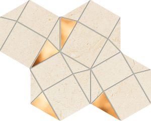 Mozaika ścienna Tubądzin Plain Stone 30,2x19,6 cm