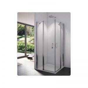 MEGA WYPRZEDAŻ! Drzwi prysznicowe do kabiny SanSwiss Swing Line lewe SLE2GSM15007 1000x1950 @ ^