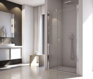 Drzwi prysznicowe SanSwiss Solino100 SOL3110005007