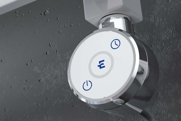 Zdjęcie Grzałka elektryczna Excellent 600W Chrom GREX.600W.CR