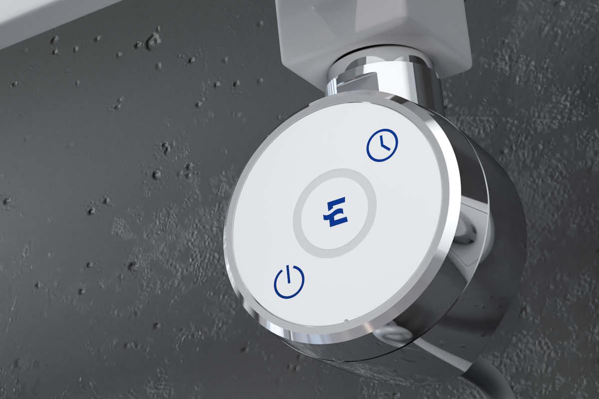 Grzałka elektryczna Excellent 600W Chrom GREX.600W.CR