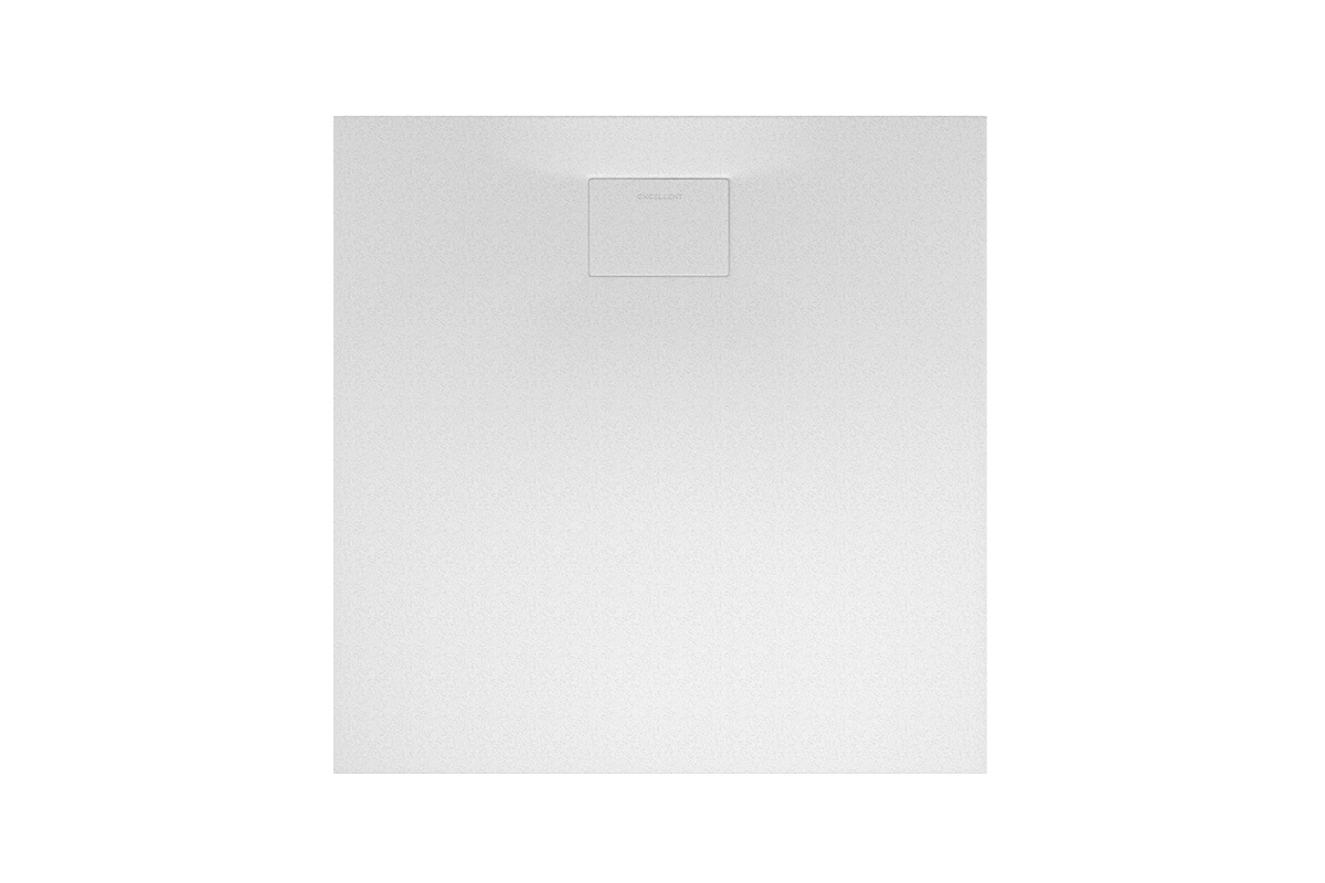 Brodzik kwadratowy Excellent Lavano Slim 90x90 cm Biały BREX.1102.090.090.WHN