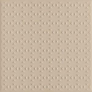 Płytka podłogowa Paradyż Bazo Beige Monokolor STR 19,8x19,8 cm