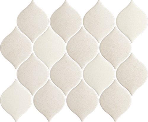 Zdjęcie Mozaika ścienna Prasowana Arabeska Mix Paradyż Mistysand Beige 26,5×20,2 cm