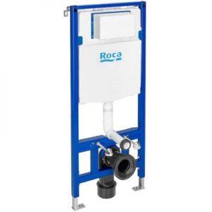 Stelaż podtynkowy (zabudowa lekka) do WC (kolanko DN90/DN100 do montażu pionowego) Roca Duplo one A890070020