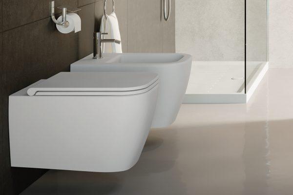 Zdjęcie Deska WC wolnoopadająca Slim Excellent Quadra biały CESD.CWQDRF