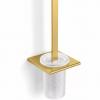 Zdjęcie Szczotka WC wisząca Stella Milano złoty 12.430-G