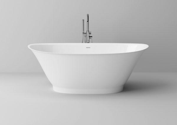 Zdjęcie Wanna wolnostojąca Marmite Sara 163×80 cm biały 625415161103