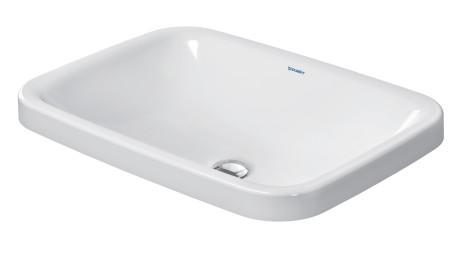 Umywalka wpuszczana w blat Duravit DuraStyle 60 cm 372600000