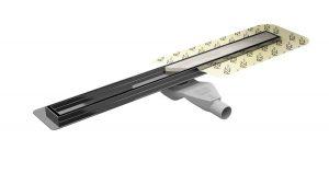 Odpływ liniowy + mankiet + nóżki Zoya Eco Drain L=600 112.2410.03.060