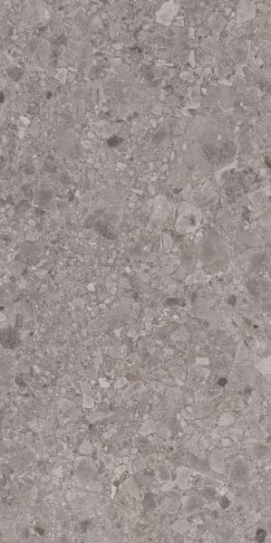 Płytka podłogowa Paradyż Grandust Grys poler 59,8x119,8 cm