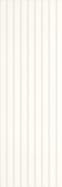 Płytka ścienna Paradyż Caya Bianco struktura 25x75 cm @