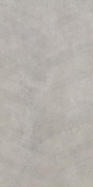 Płytka podłogowa Paradyż Silkdust light Grys Mat Dekor 59,8x119,8 cm