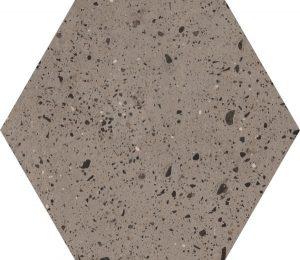 Płytka podłogowa Paradyż Industrialdust Taupe Mat 19,8x17,1 cm