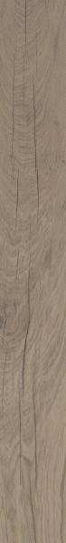 Płytka podłogowa Paradyż Craftland Dark Brown 14,8x119,8 cm