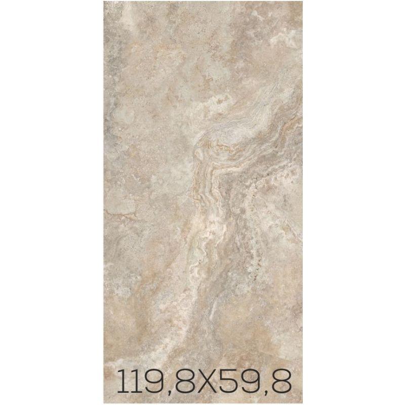 Płytka podłogowa Tubądzin Calcare Pol 119,8x59,8 cm (p)