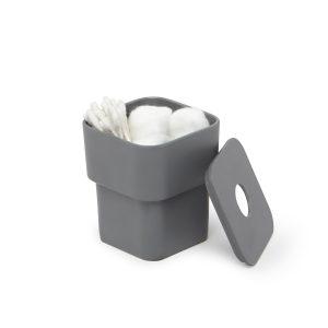 Pojemnik łazienkowy szary Umbra Scillae 1009269-149