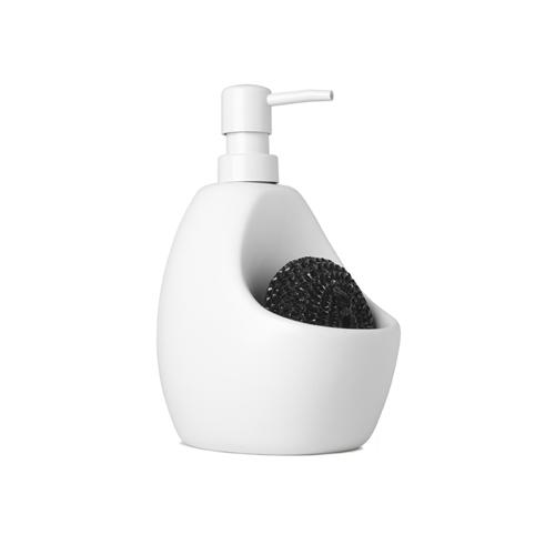 Dozownik na płyn do naczyń mydło biały Umbra Joey 330750-660