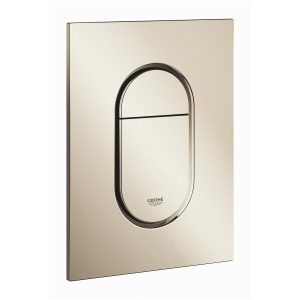 GROHE Arena Cosmopolitan S – przycisk uruchamiający do spłuczki podtynkowe polished nickel 37624BE0