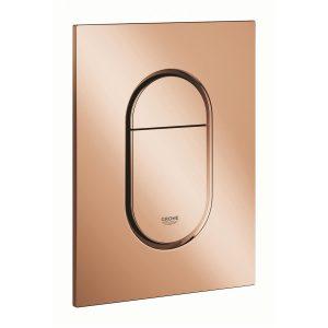 GROHE Arena Cosmopolitan S – przycisk uruchamiający do spłuczki podtynkowe warm sunset 37624DA0