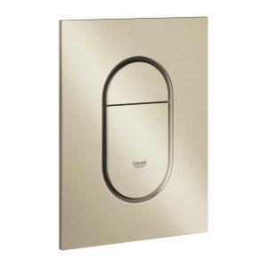 GROHE Arena Cosmopolitan S – przycisk uruchamiający do spłuczki podtynkowe brushed nickel 37624EN0