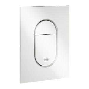 GROHE Arena Cosmopolitan S – przycisk uruchamiający do spłuczki podtynkowe biel alpejska 37624SH0