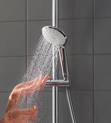 Prysznic ręczny