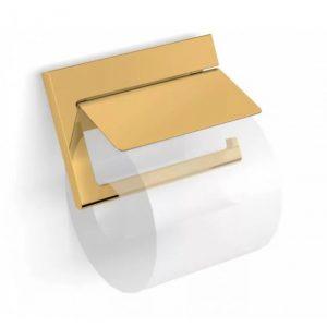 Uchwyt do papieru Stella Milano złoty 12.442-G