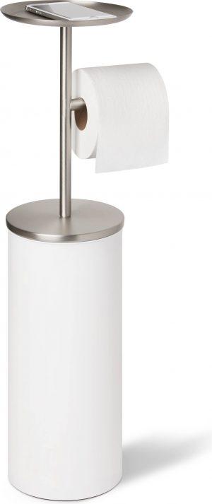 Stojak na papier toaletowy Umbra Portaloo biały 1012487-670