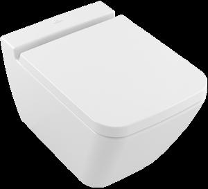 Miska WC wisząca Villeroy&Boch Finion 37,5x56 cm CeramicPlus Weiss Alpin 4664R0R1