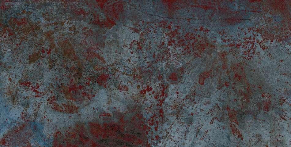 Płytka podłogowa Ceramica Limone Plutonic Azul 60x120 cm