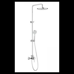Kolumna prysznicowa z baterią prysznicową 1 uchwytową Roca Victoria A5A9709C00