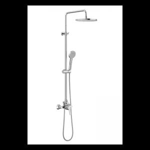 Kolumna prysznicowa z baterią prysznicową 1 uchwytową Roca Victoria 59x136,5 cm A5A9A25C00
