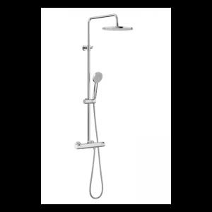 Kolumna prysznicowa z baterią prysznicową termostatyczną Roca Victoria 59,5x131 cm A5A2C18C00