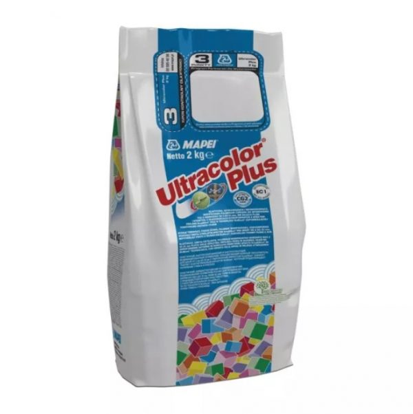 Zdjęcie Fuga Mapei Ultracolor Plus 2 kg, 110 Manhattan