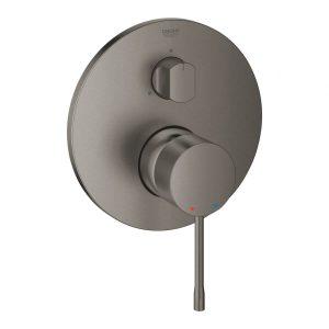 Essence Jednouchwytowa bateria do obsługi trzech wyjść wody Grohe Essence Professional brushed hard graphite 24092AL1