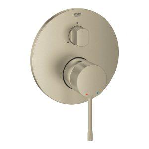 Essence Jednouchwytowa bateria do obsługi trzech wyjść wody Grohe Essence Professional brushed nickel 24092EN1